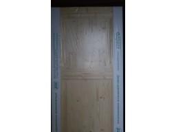 Полотно дверное ДГ-700х2000 Д-1 филенчатая