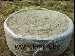 Пакля льняная,чёсаная в рулоне 5 кг В/С 150мм