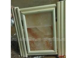 Абажур угловой с гималайской солью,3 плитки (АУЕ-3П)