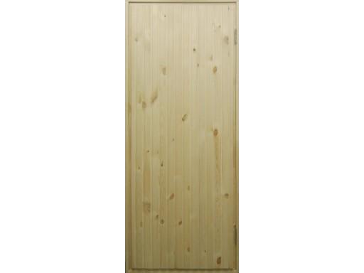 Дверь входная утепленная сосна  ТИП-2