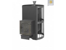 Печь банная Везувий Скиф стандарт дверка ДТ-4С п/г