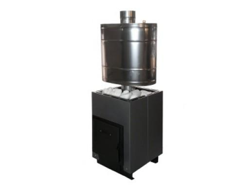 Печь банная Жарсталь Анютка мини графит/антрацит с утк (до 10м3)