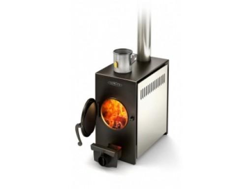 Печь отопительная Термофор Авоська Inox  (для установки в кунг) с нержавеющим конвектором