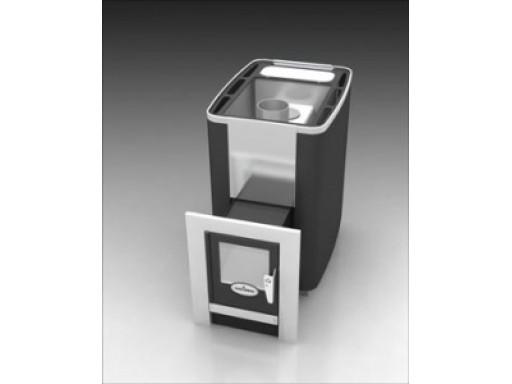 Печь банная Кирасир К15Б (с баком)