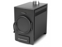 Печь отопительная Термофор Нормаль - 2 турбо антрацит ТВ