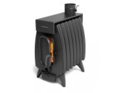 Печь отопительная Термофор Огонь - Батарея 7 антрацит лайт