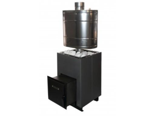 Печь банная Жарсталь Анютка графит/антрацит (до 10м3)
