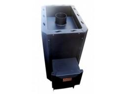 Печь банная Гори Ясно ПБ-120 антрацит*1/3 РН07