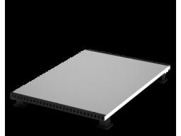 Экран Теплодар напольный для печи панорама 30