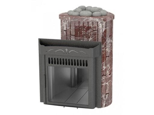 Печь банная Ферингер Ламель-оптима (Чери наборный)
