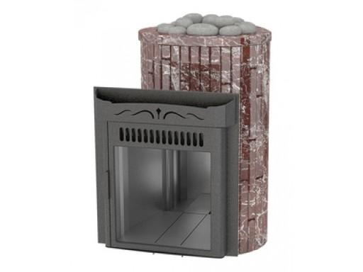 Печь банная Ферингер Ламель-макси (Чери наборный)