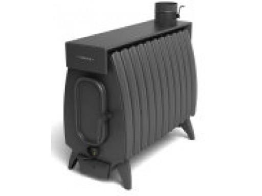 Печь отопительная Термофор Огонь - Батарея 9 антрацит лайт