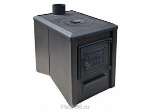 ПО - 5 Радуга отопительная печь с плитой до 75 куб.м.