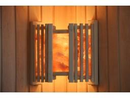 Абажур DoorWood угловой с гималайской солью,1 плитка/россыпь №1 (АУИ-1П)