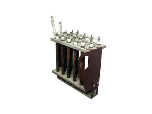 ПЭТ - 75 - 2 (2,4/4,8/7,2 кВт; 660 В) для троллейбусов
