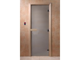 Дверь для сауны Сатин