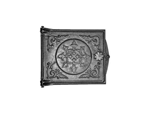 Дверка топочная ДТ-3 (270х230)(Л)