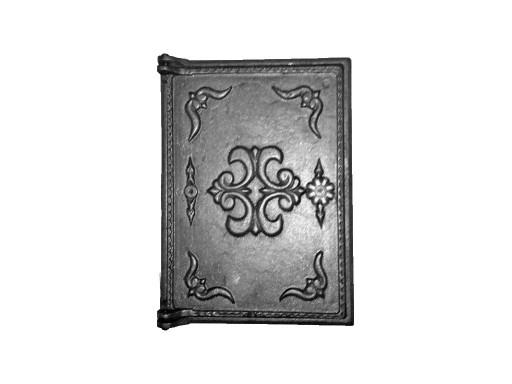 Дверка топочная ДТ-5 (270х370)(Л)