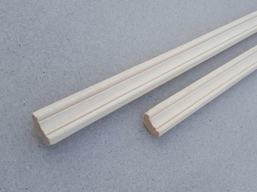 Галтель Липа, фигурная, 30 мм, сорт А