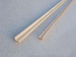 Галтель-Угол внутренний Сосна, лодочка сращенная, 20 мм, сорт 0