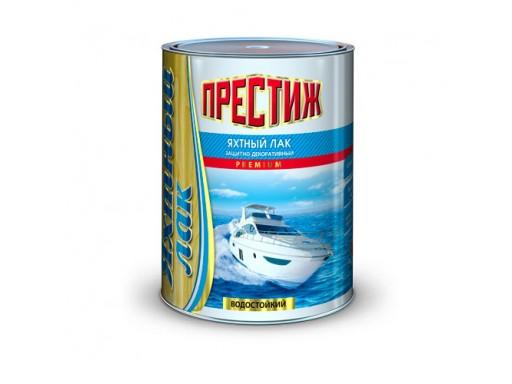 """Лак алкидно-уретановый яхтный """"Престиж"""" 0,9 л"""
