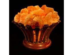 Лампа соляная «Домашний очаг»-788