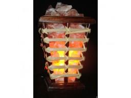 Лампа соляная «Домашний очаг»-789