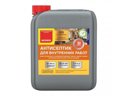 400 (5 л) антисептик для внутренних работ NEOMID