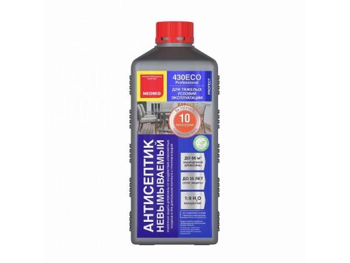 430 (1 кг) невымыв/антисептик для наружных и внутренних работ NEOMID