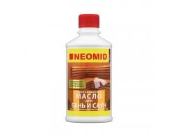 Масло для бань и саун -0,25 л. NEOMID