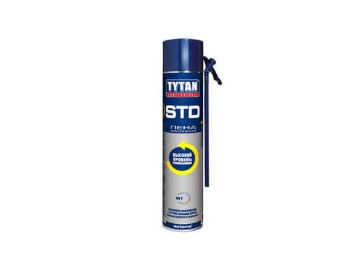 Пена TYTAN STD монтажная бытовая 750мл