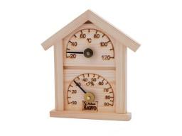 Термогигрометр SAWO 126 ДОМИК