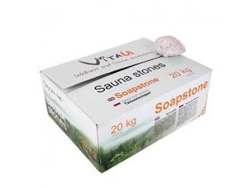 Soapstone (талькохлорит) 20 кг, коробка