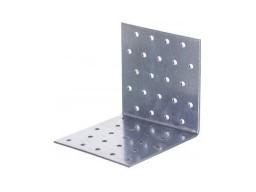 Угол металлический 100х100х100мм (2мм) оцинкованный