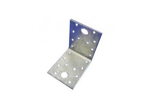 Угол металлический 70х70х55мм (2мм) оцинков.
