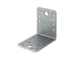 Угол металлический 90х90х65мм (2мм) оц/усиленный