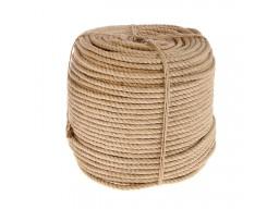 веревка джутовая 8мм
