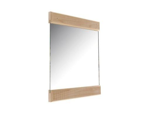 Зеркало 32 х 25 см Липа
