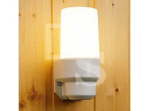 Светильник для сауны керамика Г-образный 403