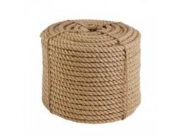 верёвка льняная (джутовая) для срубов 6мм